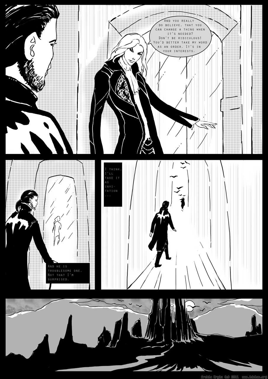 Loading image... Lost Souls [page 3]